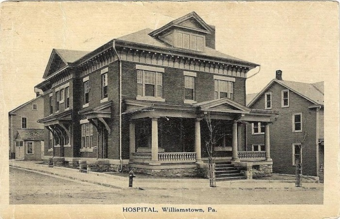hospital-williamstown