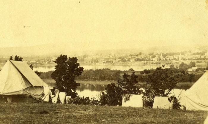 Harrisburg 1863