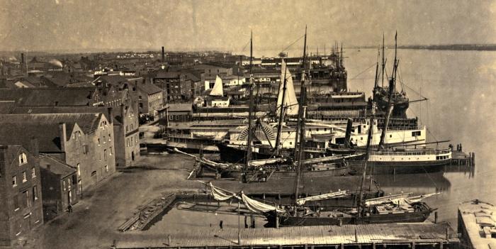 Alexandria Wharf1