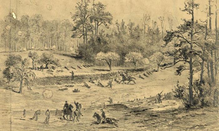 Spotsylvania May 10