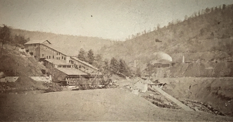 As Confederates invaded Pennsylvania in 1863, the coal mines