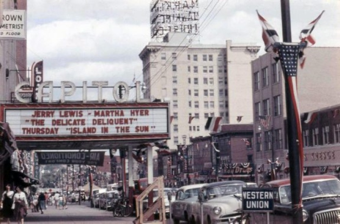 Hazleton 1950s