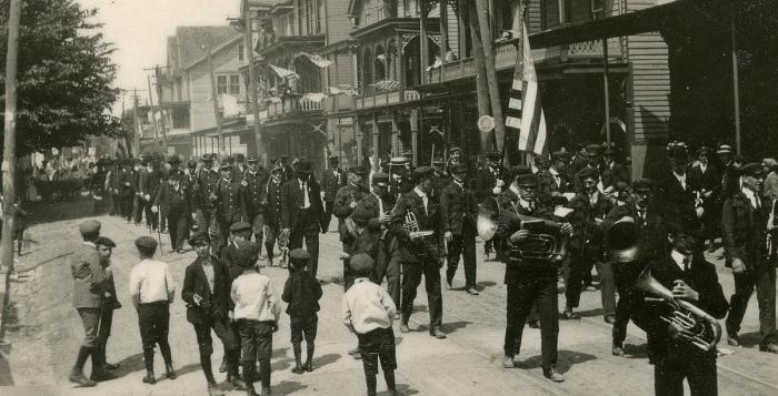 Memorial Day 1907