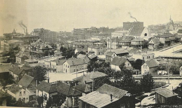 Seattle 1900