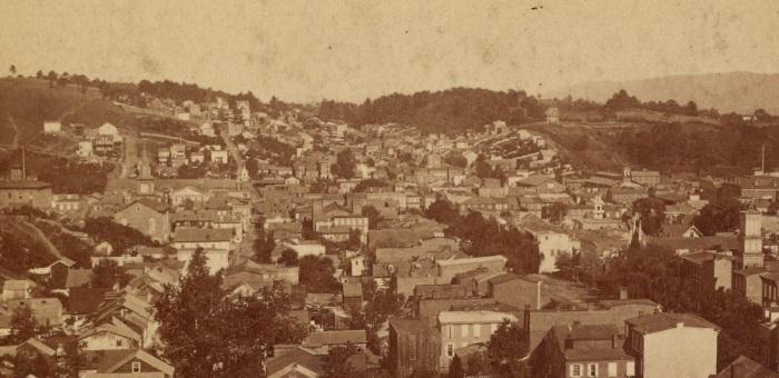 Pottsville Prospect Hill