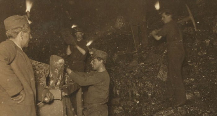 Coal Miners at Work (1)