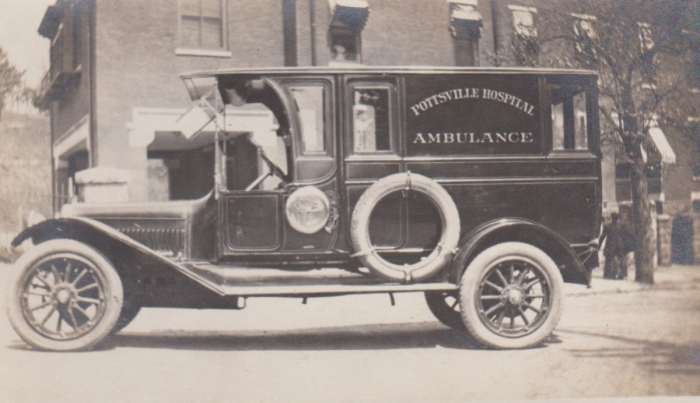 Ambulance Pottsville