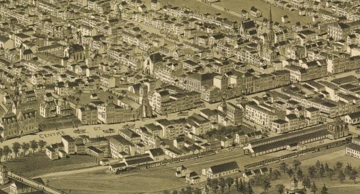 Pottsville 1889