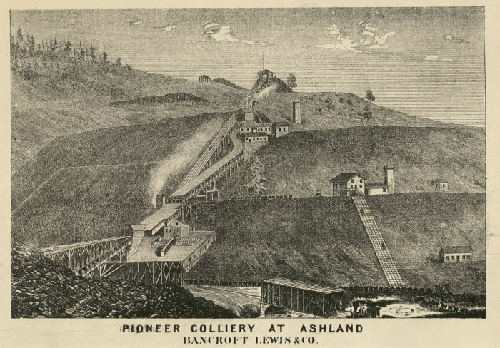 pioneer colliery