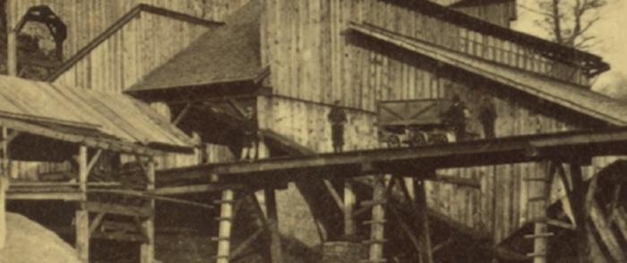 Mahanoy Colliery - Men