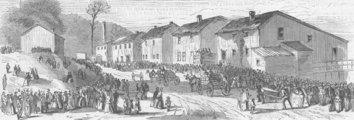 Street in Avondale