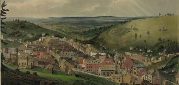 Pottsville 1833