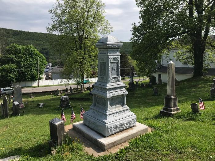 Allison Monument 1