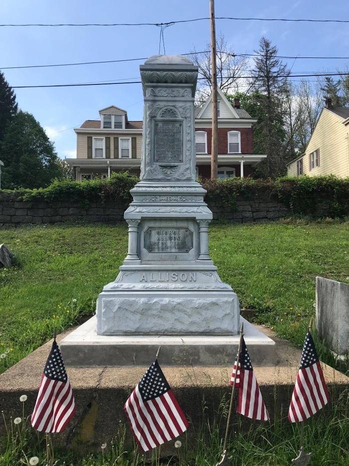 Allison Monument 2