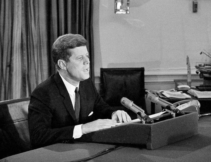 JFK Address