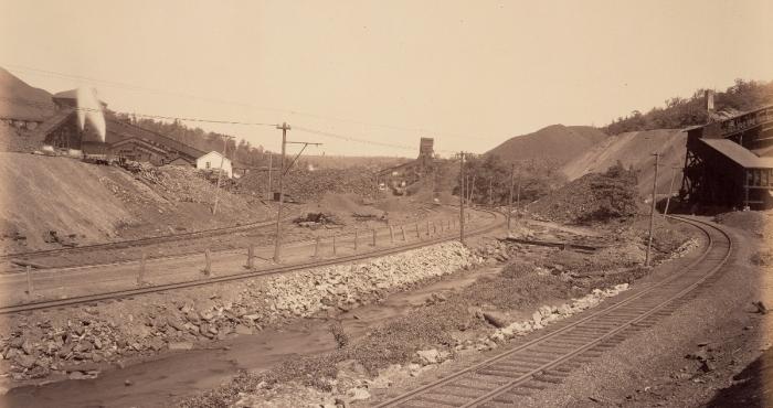 Mahanoy Valley Collieries