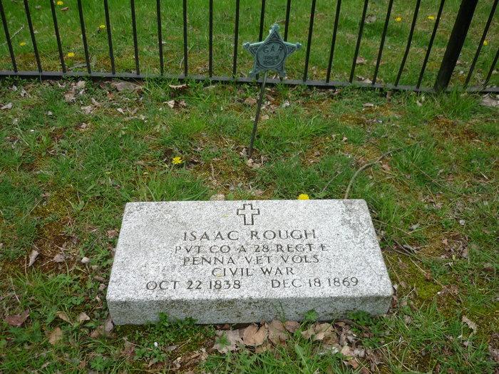 Isaac Rough