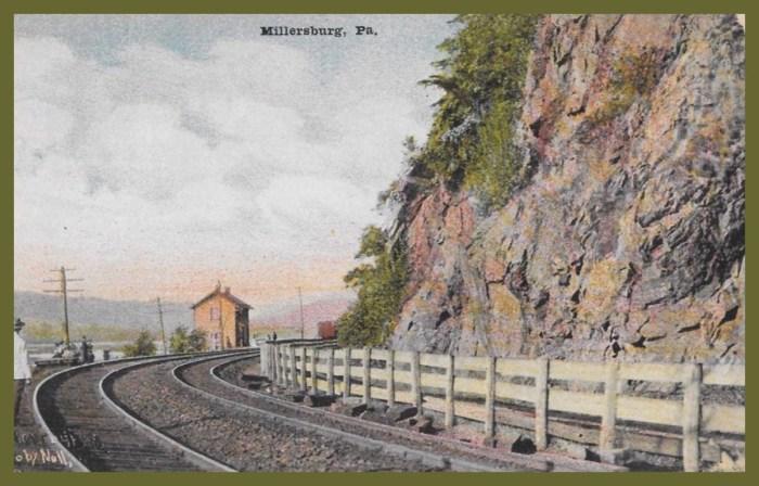 Millersburg railroad