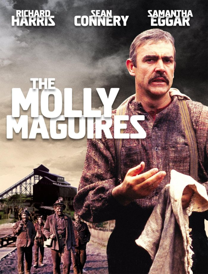Molly Maguires - Cover