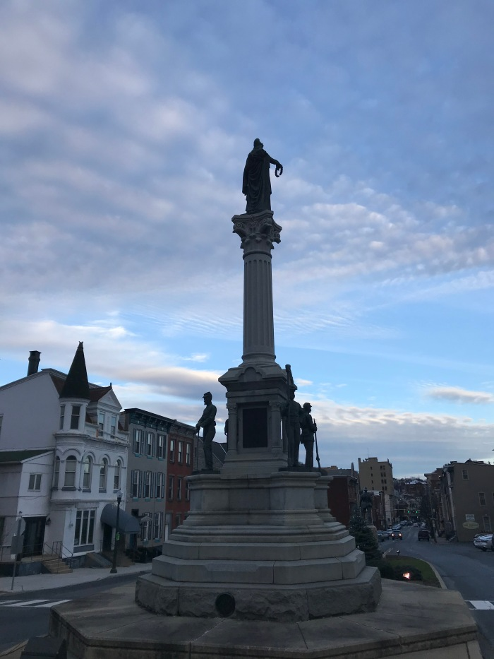 Pottsville Monument 1