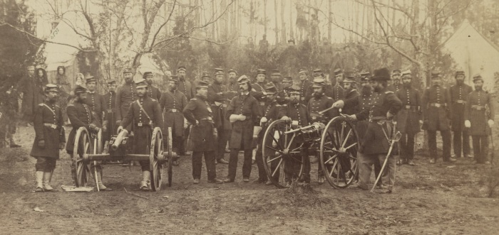 96th Pennsylvania Officers