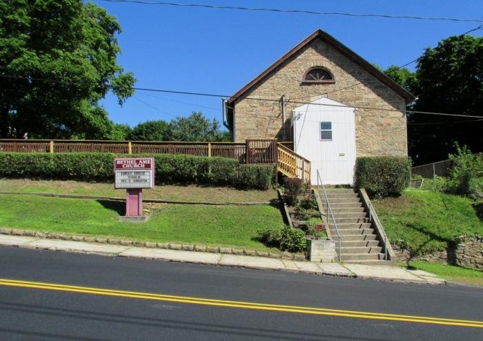 Bethel AME Church - Pottsville