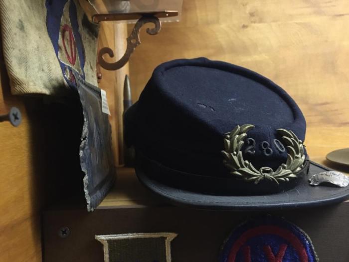 Captain Budd cap