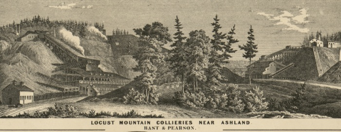 Locust Mountain Colliery