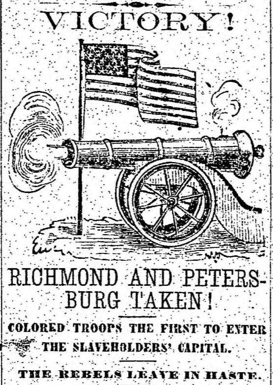 Richmond Falls 1865