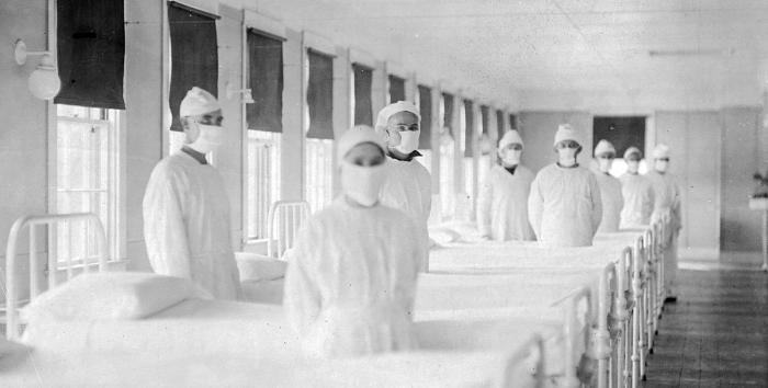 US Army Hospital - 1918 (1)