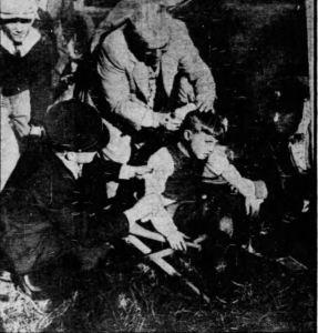 Boy - Rohrer Crash