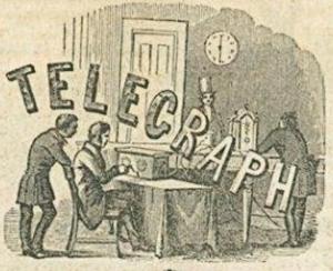 Telegraph Illustration