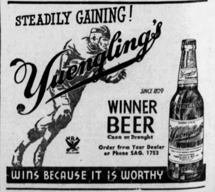 Winner Beer