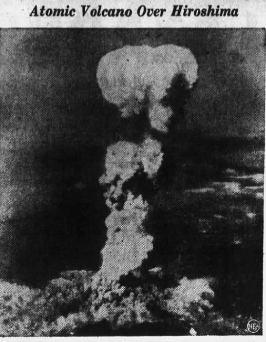 Atomic Volcano - Wilkes-Barre