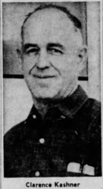 Clarence Kashner