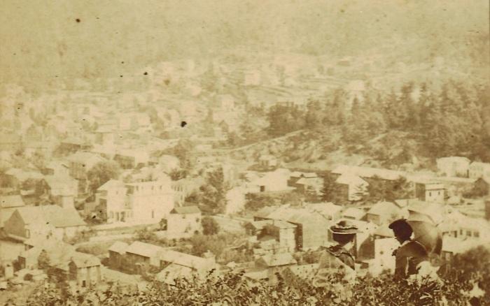 Shamokin Circia 1870