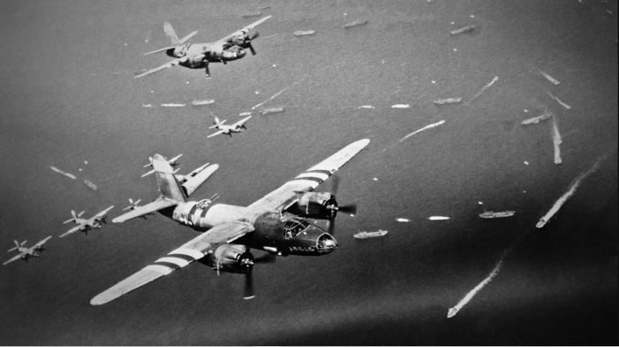 B-26 Marauders D-Day