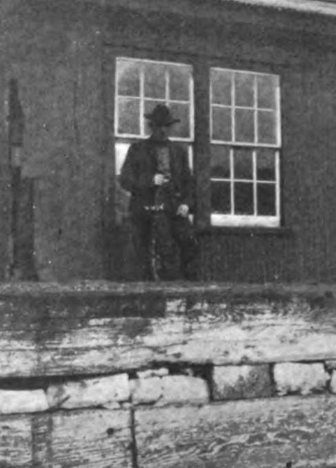 Deputy Guarding Colliery