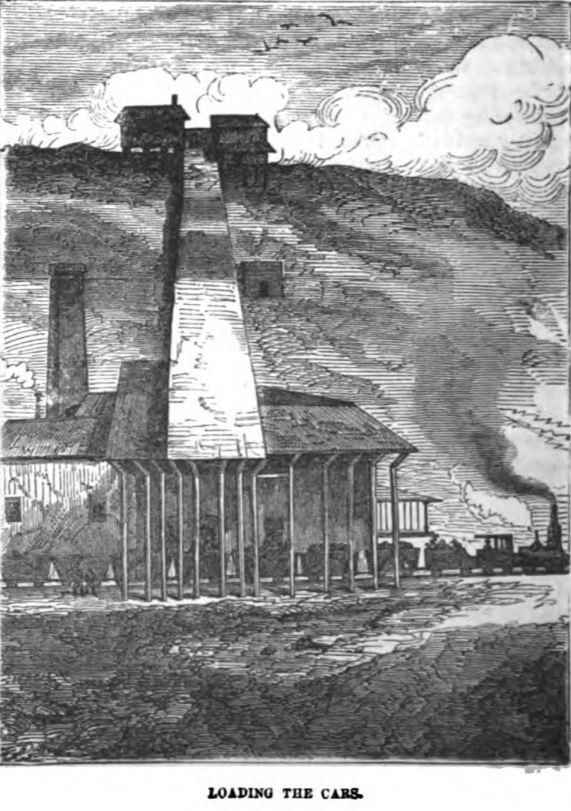 Loading the Cars - Breaker 1877