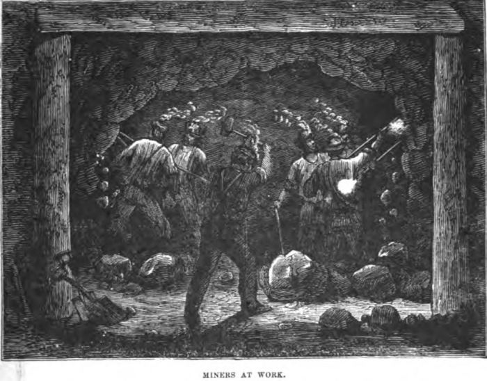 Miners at Work 1877