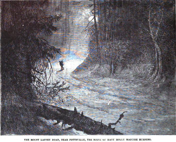 Mount Laffee 1877'