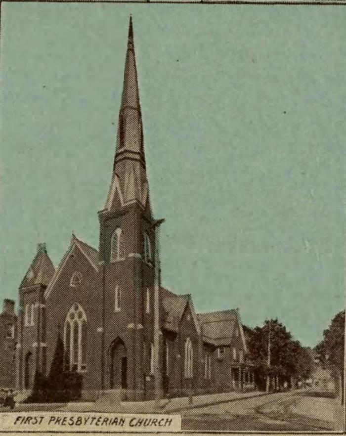 Presbyterian Church - Shenandoah