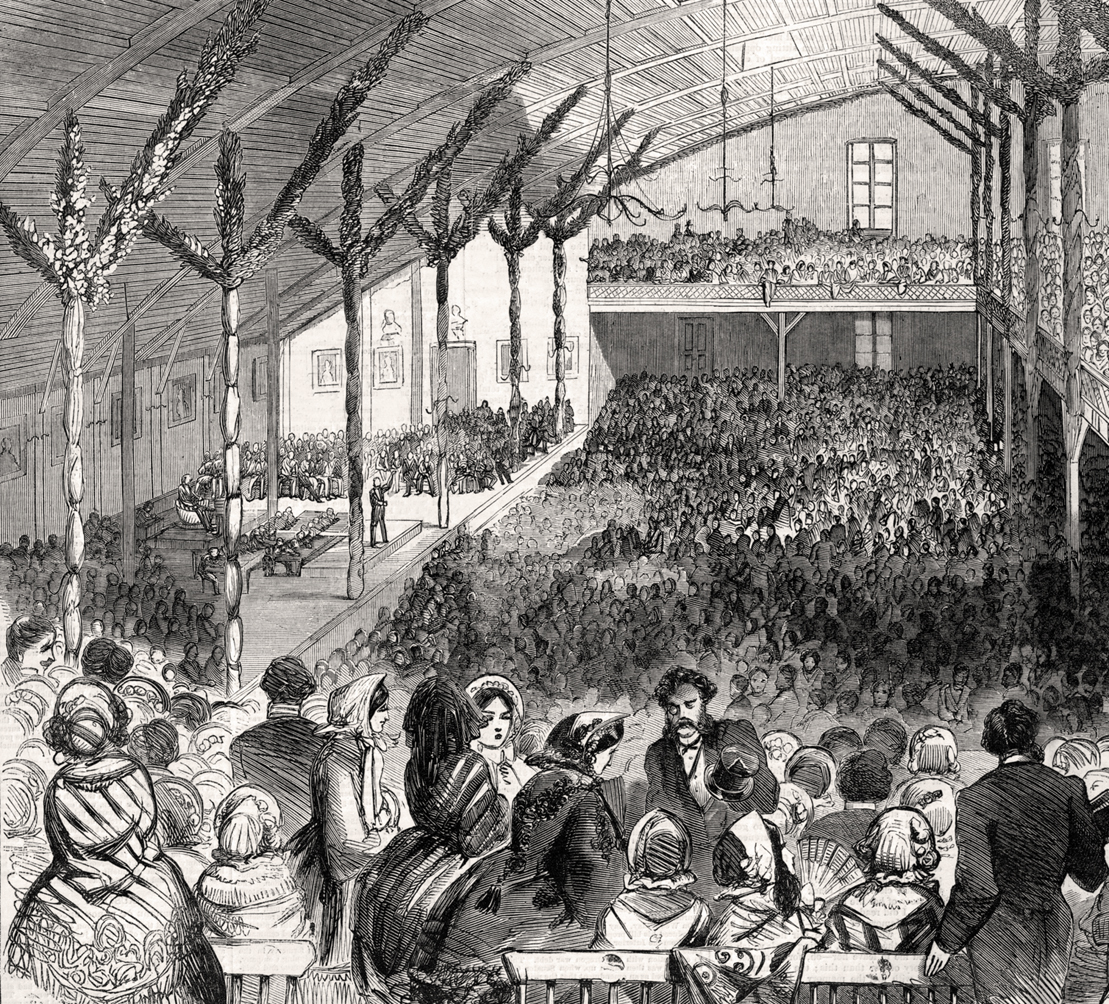 Republican Convention 1860