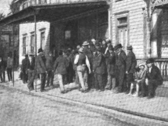 Strikes Relief - 1902