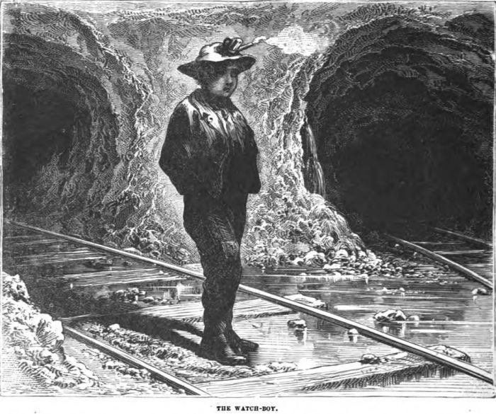 The Watch Boy 1877