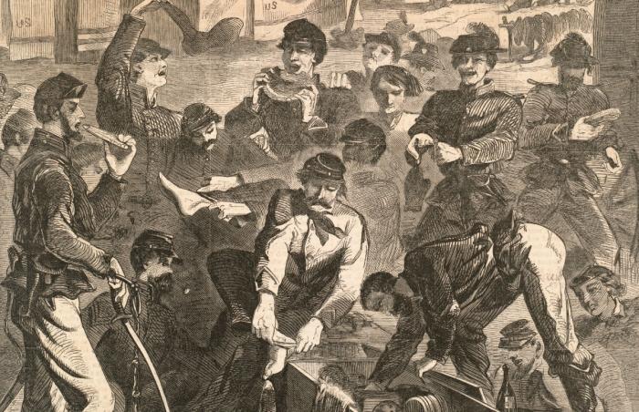 Civil War Christmas 1861