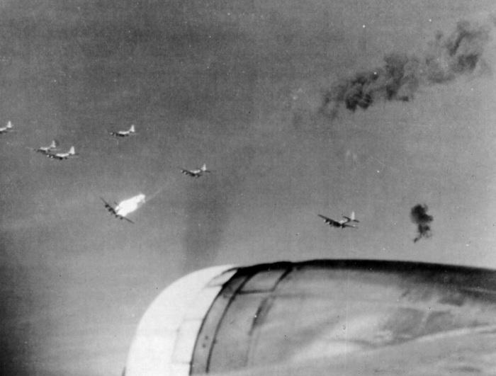 Combat B-17