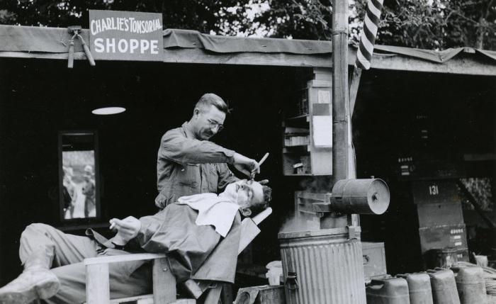 Haircut Normandy