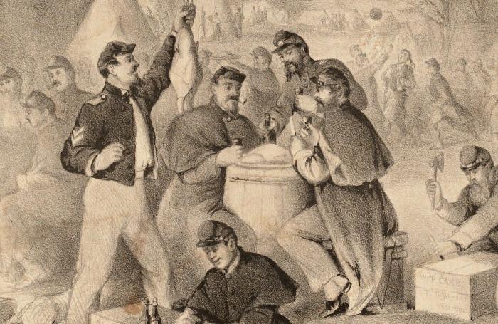 Turkey - Civil War Boston Public Library