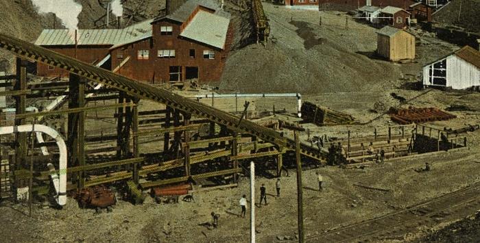 West Shenandoah Colliery Social